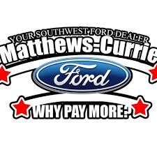 Matthews Currie Ford